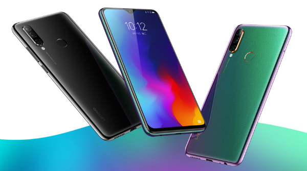 Три Lenovo Z6 Young Edition