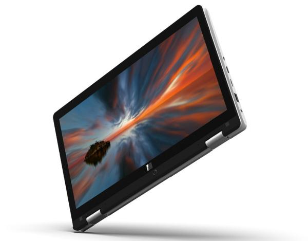 XIDU PhilBook в режиме планшета