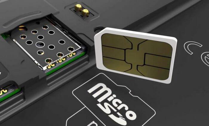 Мульти SIM-карта