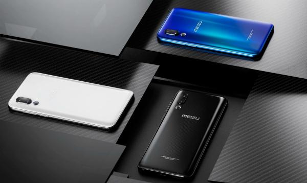 Три смартфона Meizu