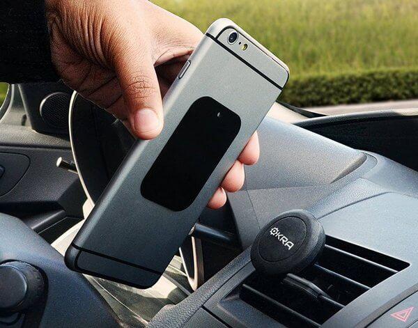 Магнитный держатель для телефона