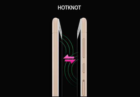 Технология HotKnot