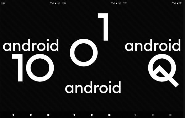 Пасхальное яйцо в Android 10
