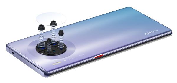 Основная камера Huawei Mate 30 Pro