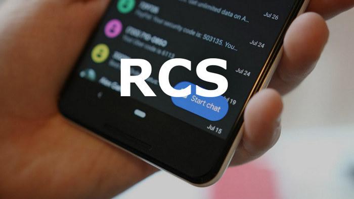 RCS-сообщения