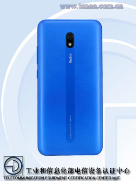 Задняя сторона Redmi Note 8A