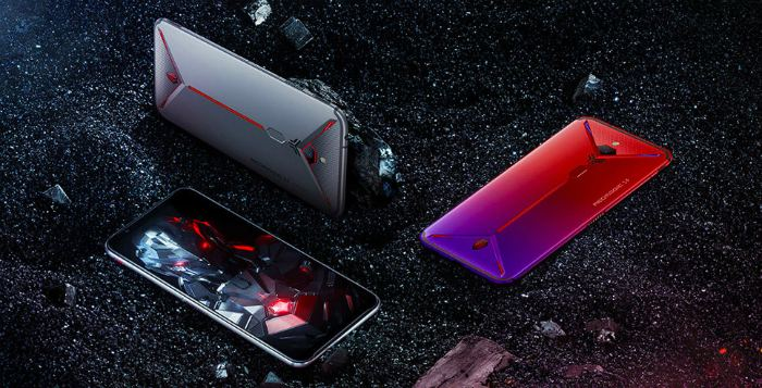 Три Nubia Red Magic 3S