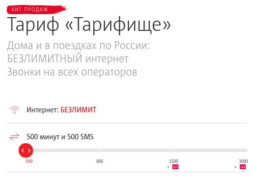 Безлимитный интернет МТС