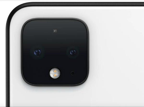 Основная камера Google Pixel 4