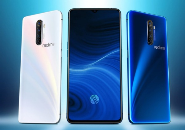 Три Realme X2 Pro