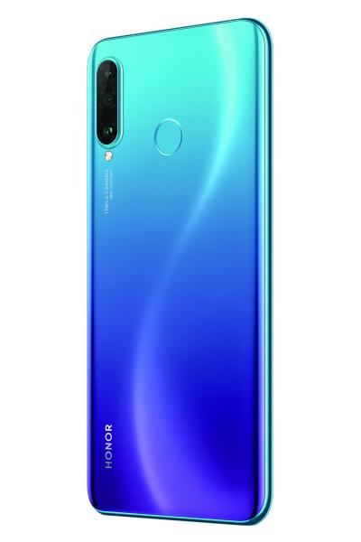 Синий Honor 20S