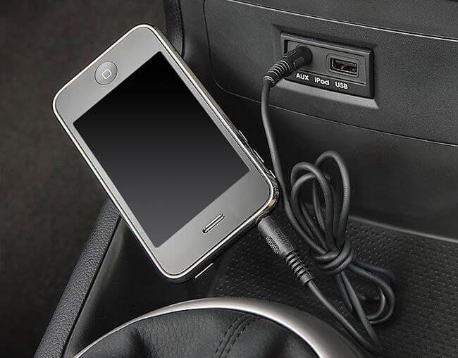 Подключение телефона к автомагнитоле