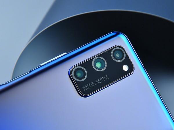 Основная камера Honor V30 и V30 Pro