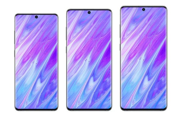 Рендеры Samsung Galaxy S11
