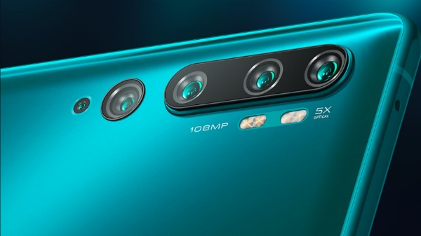 Основная камера Xiaomi Mi CC9 Pro