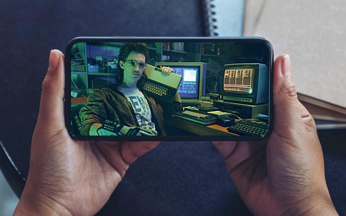 Взломанный смартфон