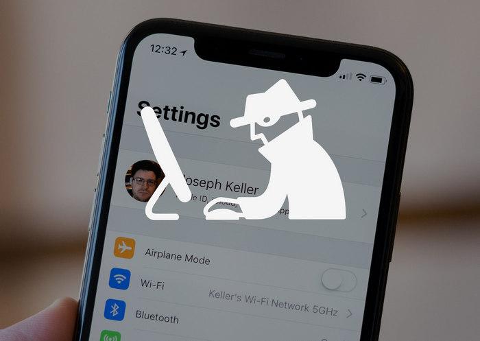 Мошенничество через iCloud