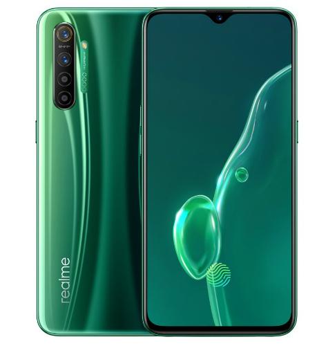 Зеленый Realme X2
