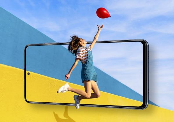 Дисплей Samsung Galaxy A51