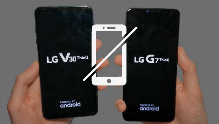Недостатки смартфонов LG