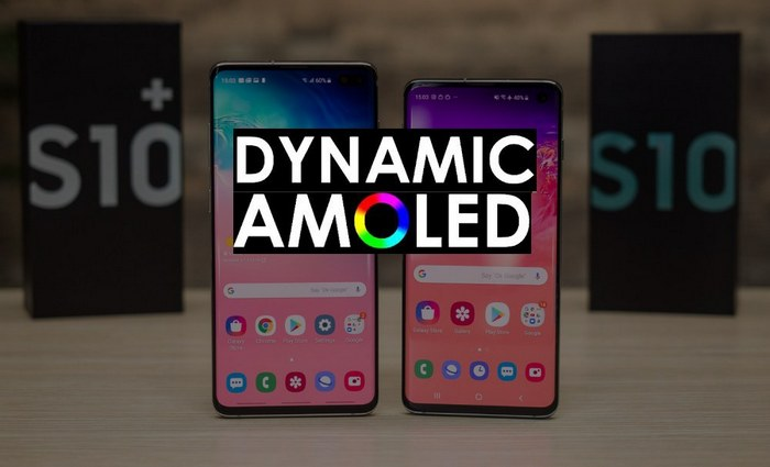 Dynamic AMOLED