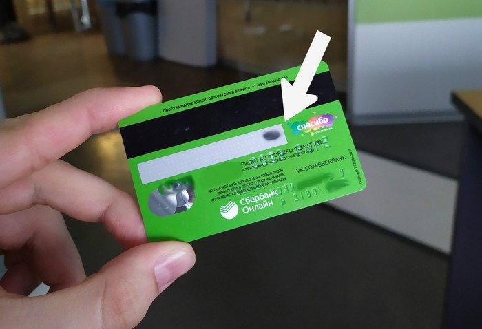 CVV и CVC код банковской карты