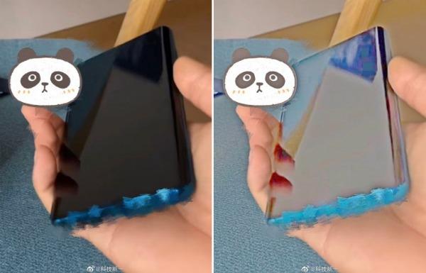 Живые фото Xiaomi Mi 10