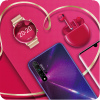 День святого Валентина в Huawei