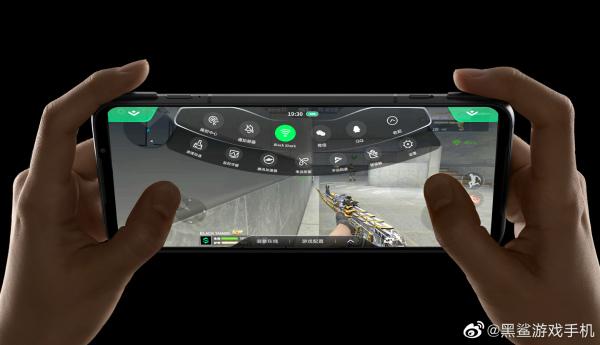 Дисплей BlackShark 3 Pro