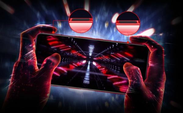 Курки Nubia Red Magic 5G