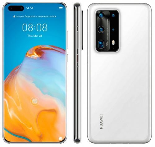 Huawei P40 Pro Plus со всех сторон