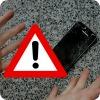 Разбил телефон