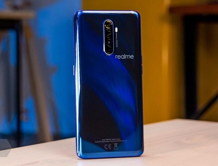 Смартфон Realme