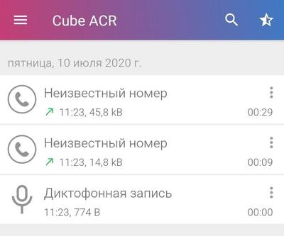 Cube ACR