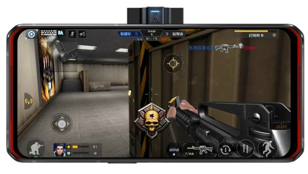 Дисплей Lenovo Legion Phone Duel