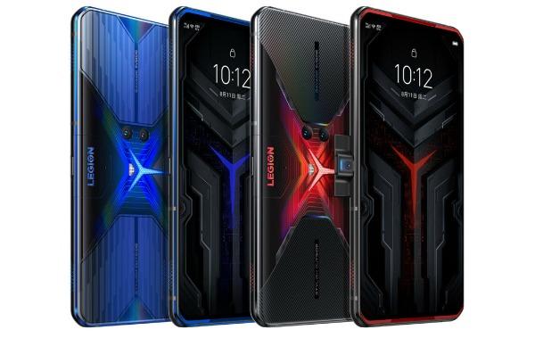 Четыре Lenovo Legion Phone Duel