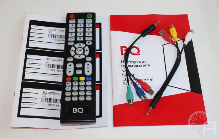 Комплект BQ 32S04B