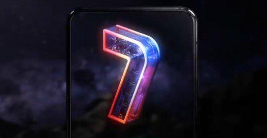 Тизер ZenFone 7