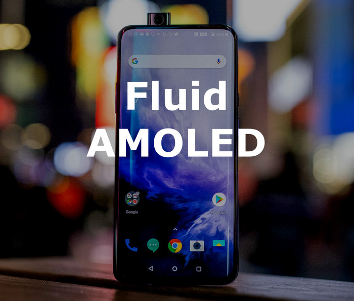 Fluid AMOLED