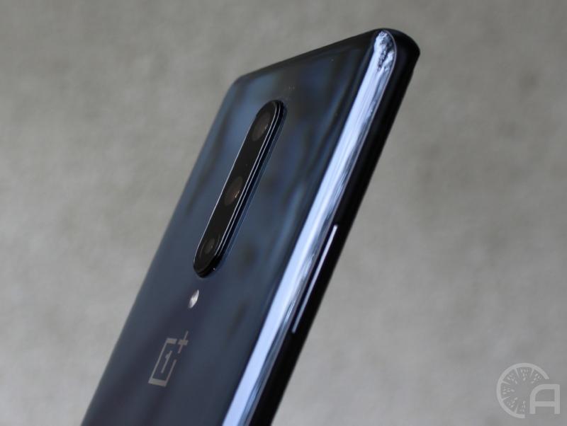 Камера OnePlus 8