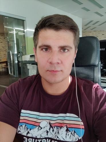 Селфи на OnePlus 8