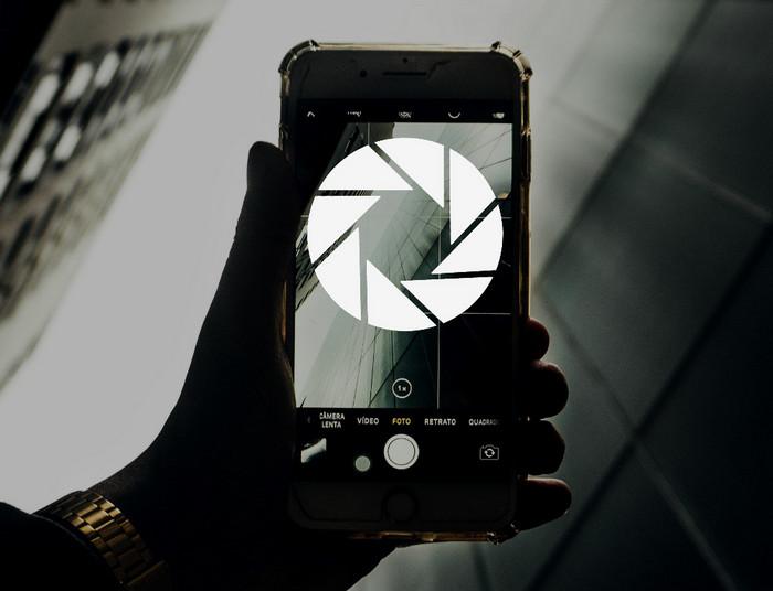 Телеобъектив в смартфоне