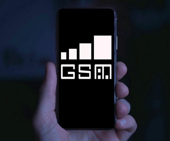 GSM в телефоне