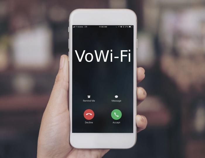 VoWi-Fi