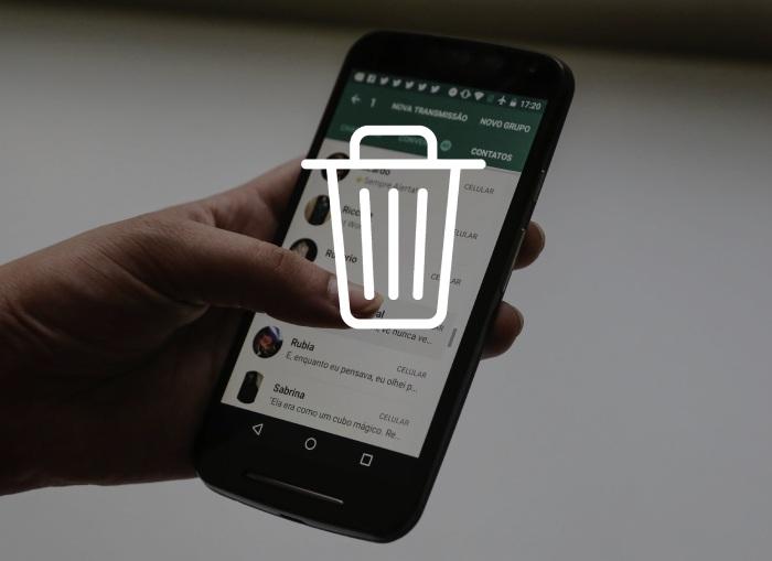 Исчезающие сообщения в WhatsApp