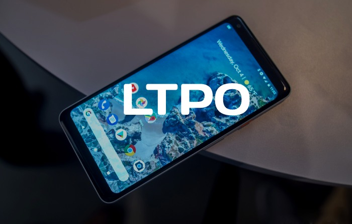 LTPO-экран
