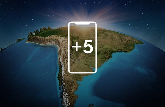 Номера телефонов +5