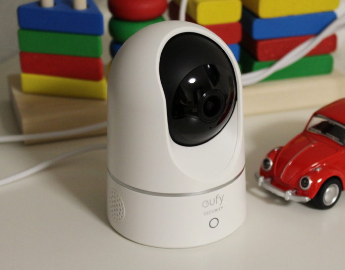Eufy Indoor Cam 2K PTZ