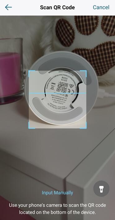 Подключение Eufy Indoor Cam 2K PTZ