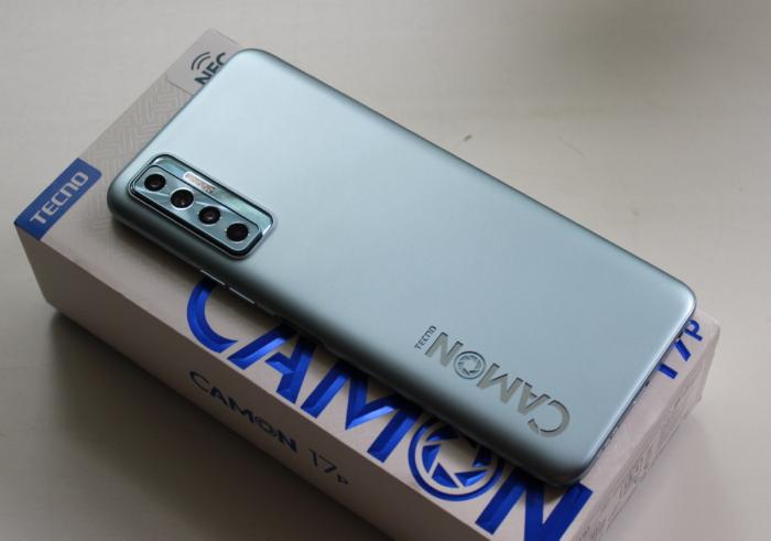 Tecno Camon 17P